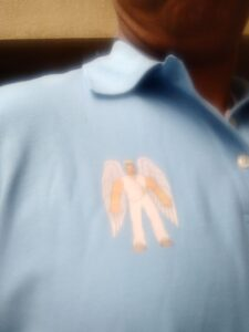 New Angel Man Shirt