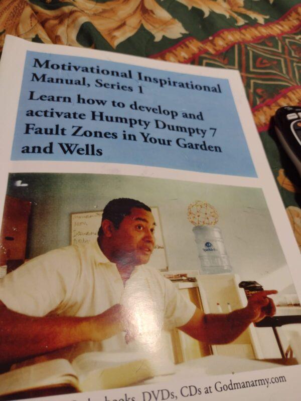 Motivational Inspirational Manual